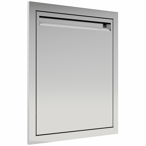PCM 301 Series 18 inch access door Stainless Steel