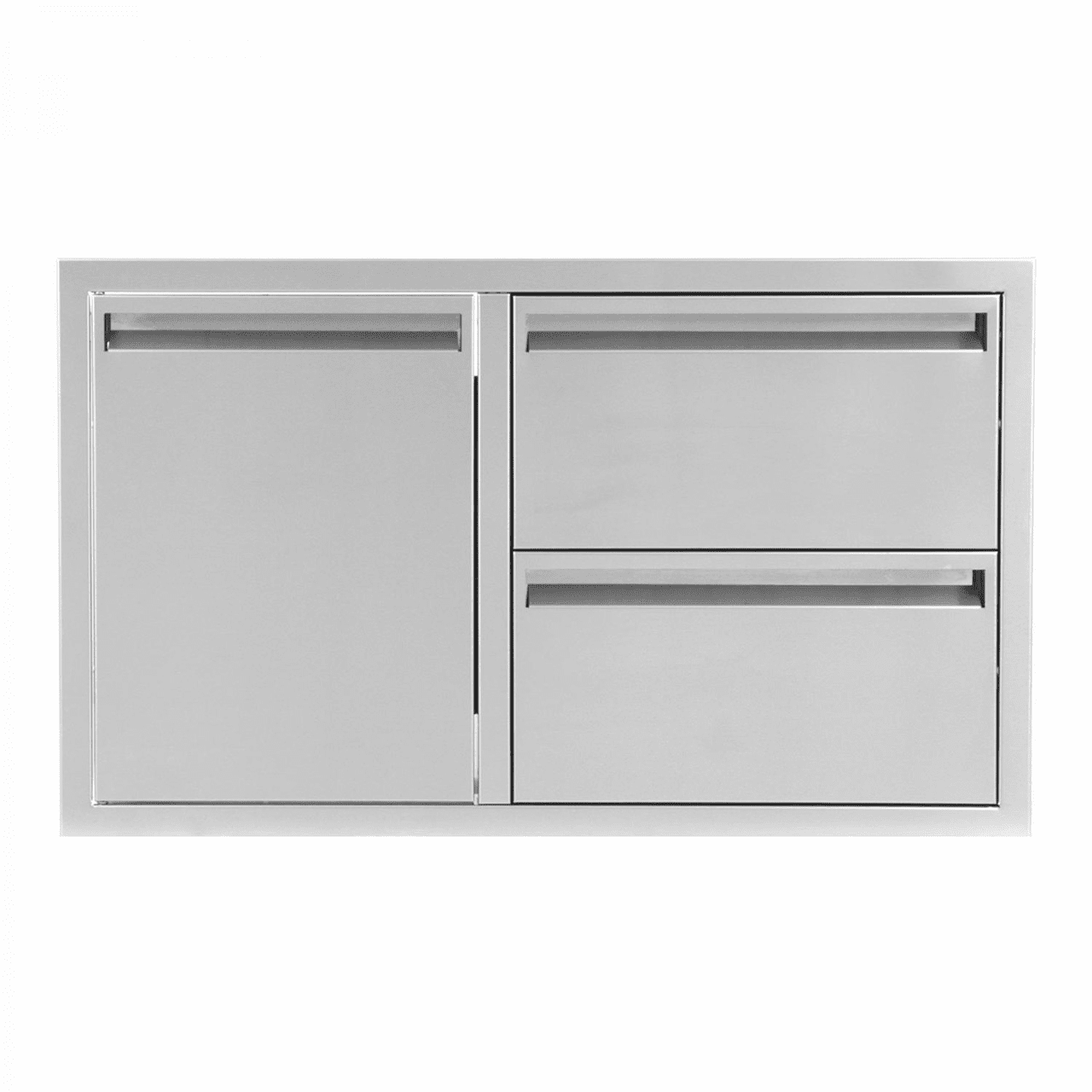 PCM 301 Series 2 Drawer 1 Door 42 inch Combo