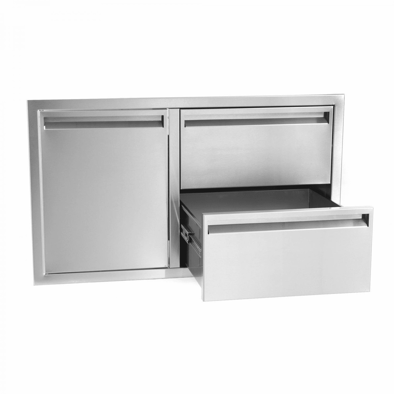 PCM 301 Series 2 Drawer 1 Door Combo 36 inch