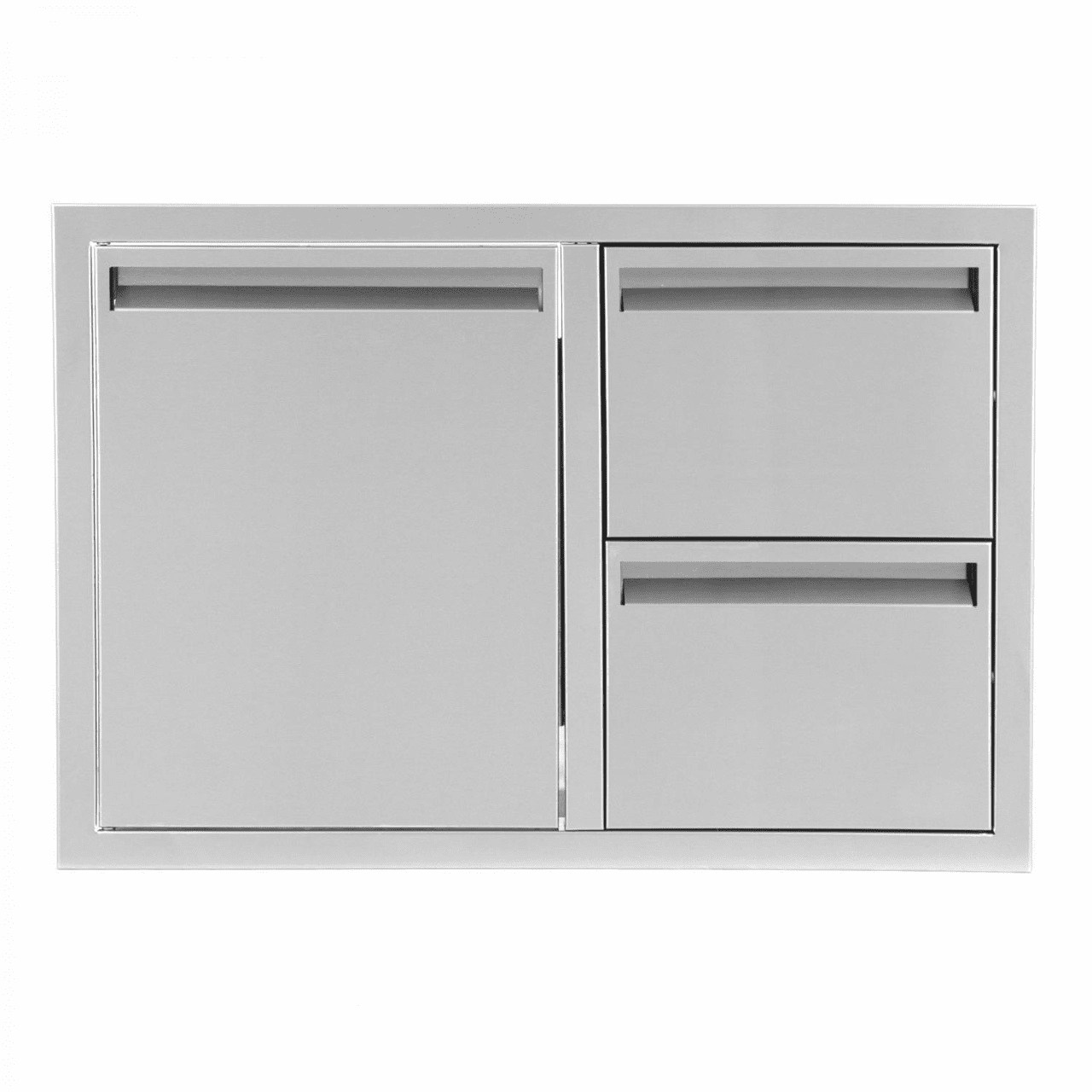 PCM 301 Series 2 Drawer 1 Door Combo PCM-350-Combo30