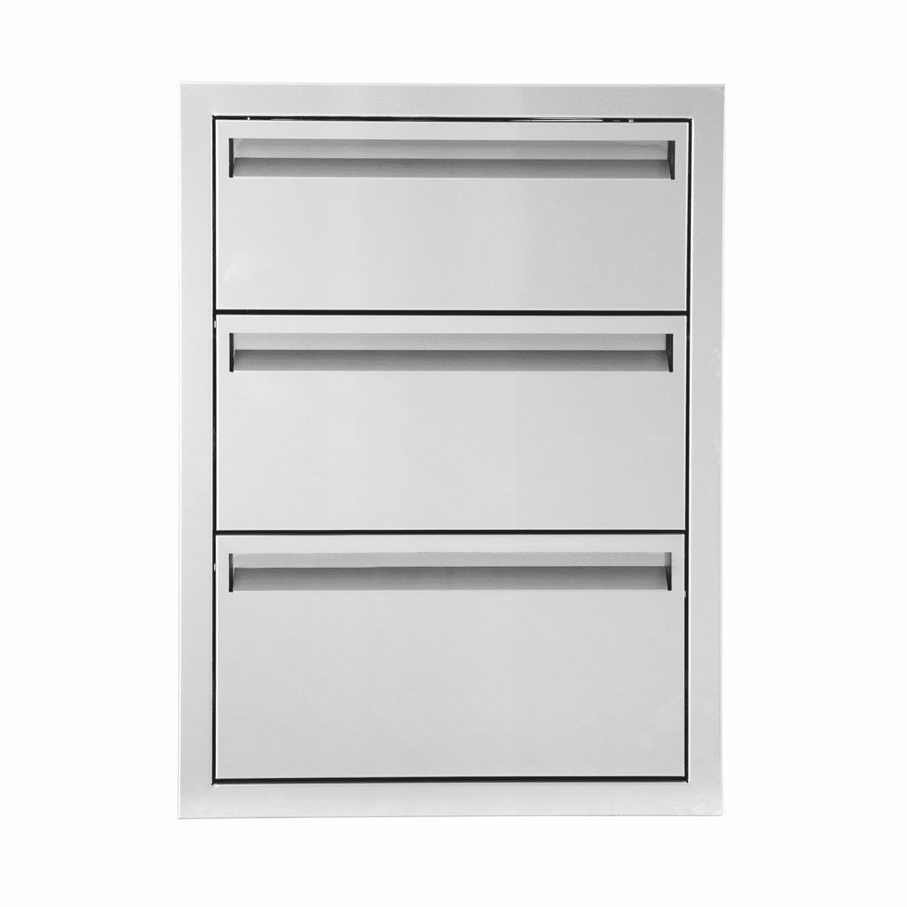 PCM 301 Series 3 Drawer Stainless Steel