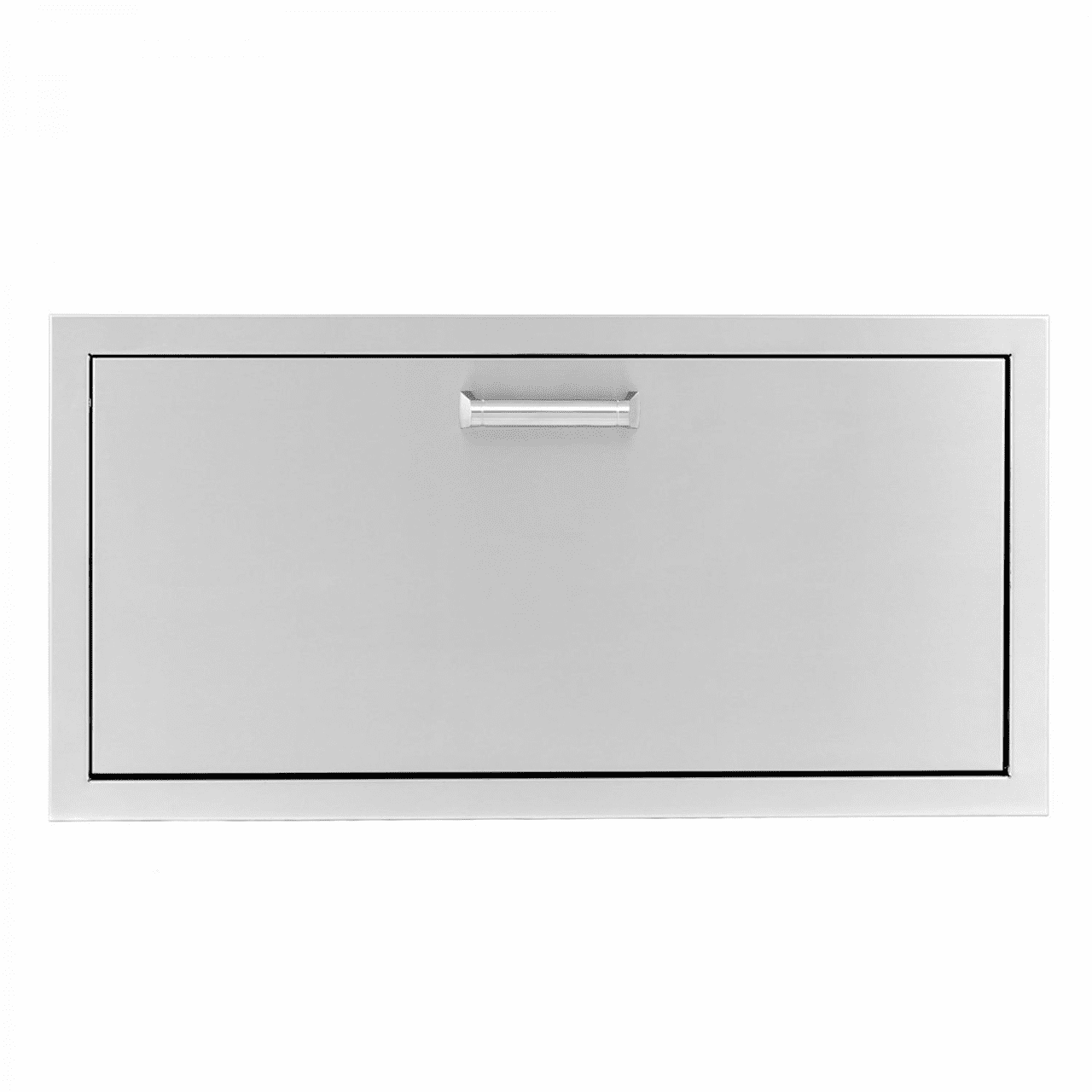 PCM 301H 1 Large Drawer 30 x 115 Stainless 1DR30X15