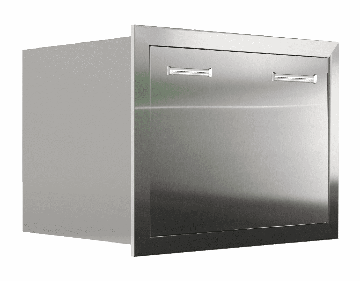 PCM 350H Series BBQ Drawer - 30 Inch Insulated Ice Drawer - Rollout