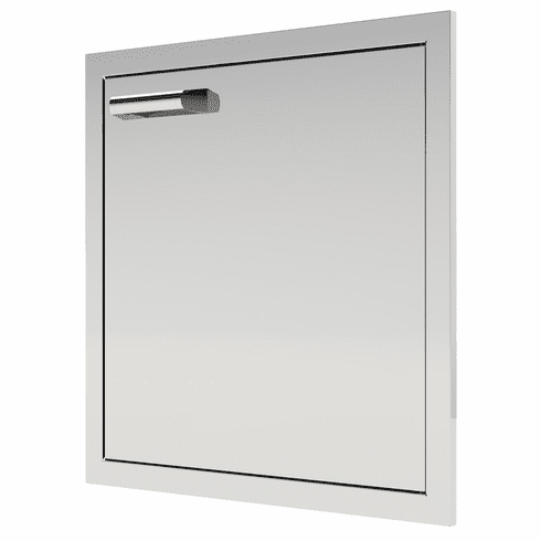 """PCM 301H Series 18"""" wide X 19"""" tall stainless door PCM-350H-18X19"""