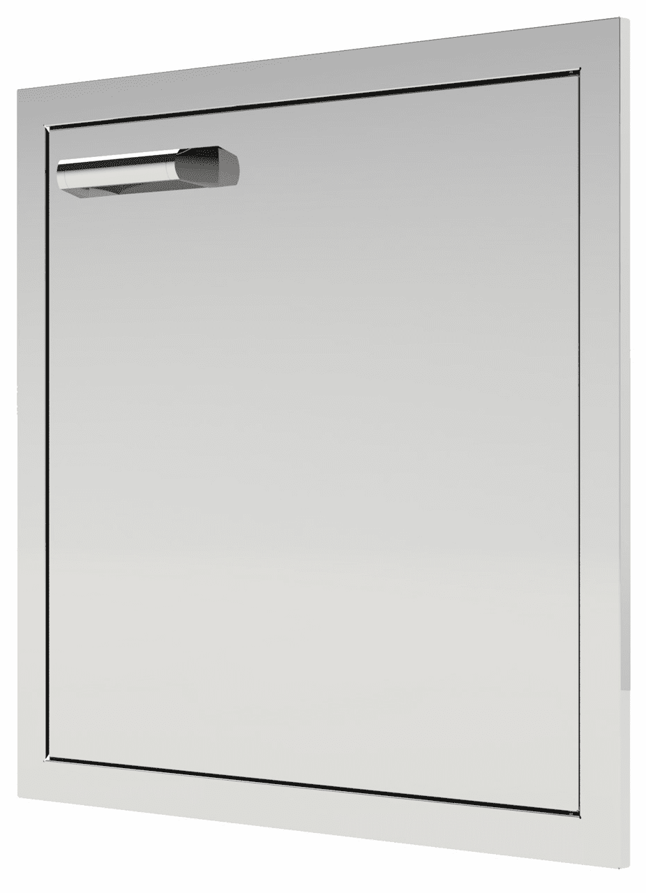 """PCM 350H Series 18"""" wide X 19"""" tall stainless door PCM-350H-18X19"""