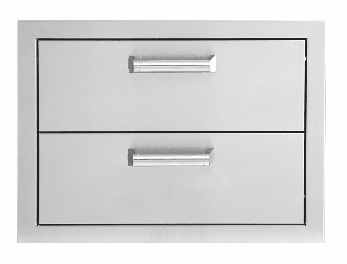 PCM 350H Series 2 Drawer all Stainless