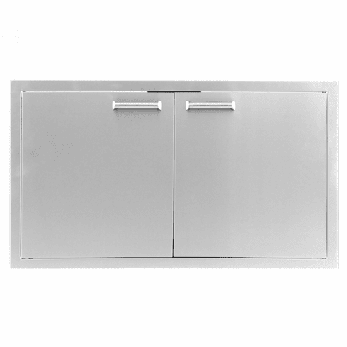 "PCM 301H Series 48"" Double Doors Stainless steel"