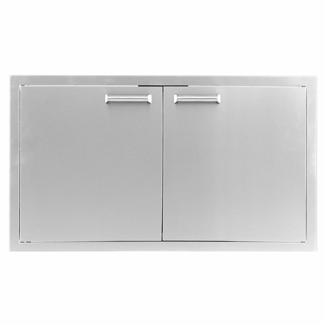 """PCM 301H Series 48"""" Double Doors Stainless steel"""
