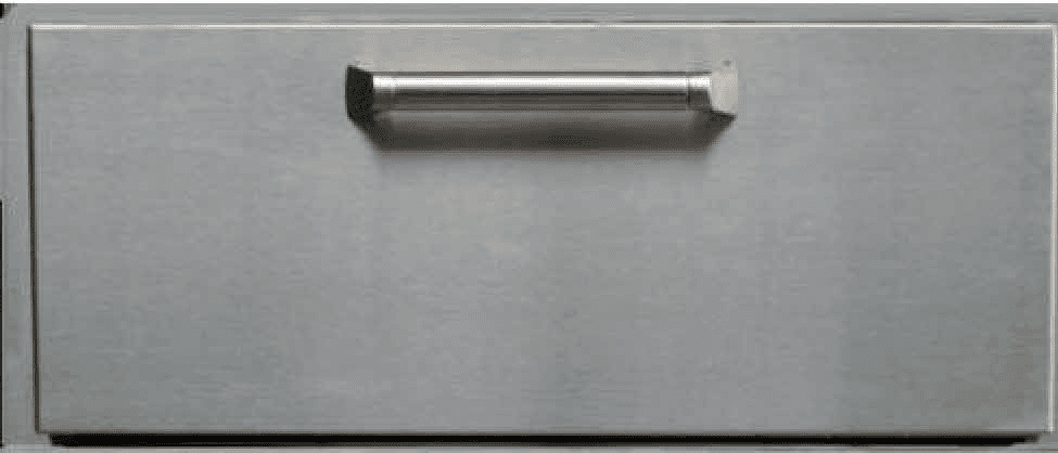 "PCM BBQ island 30"" 1 utility Drawer 15"" deep 300H series Stainless"