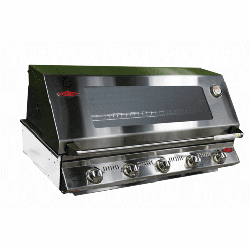 Signature 5-Burner Built-in Grill Stainless Steel Natural Gas 13850NG