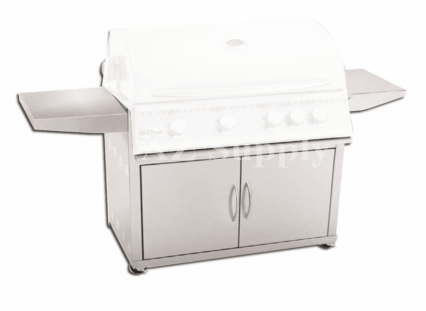 Summerset Grill carts Stainless Steel