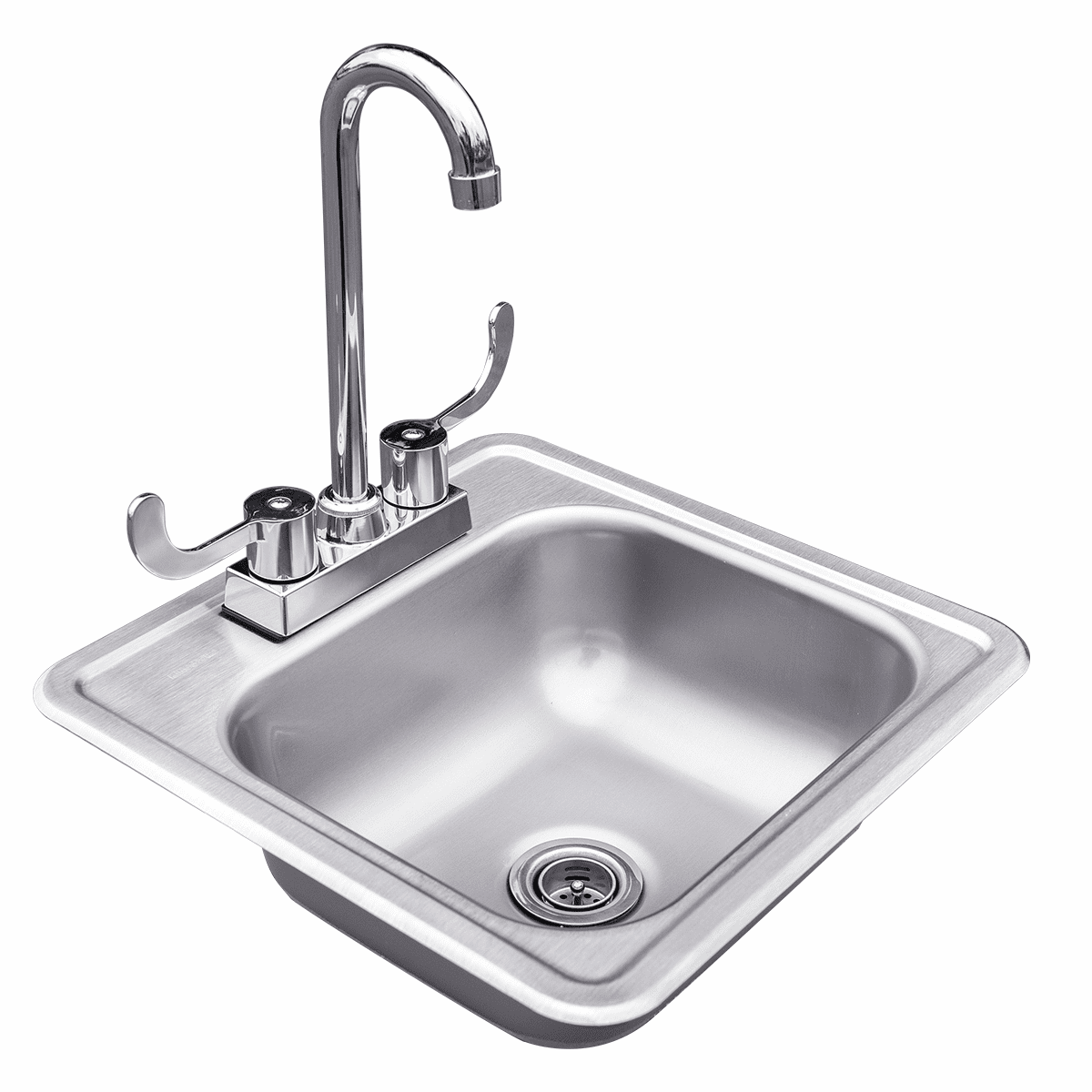 Summerset Sink and Faucet SSNK-2