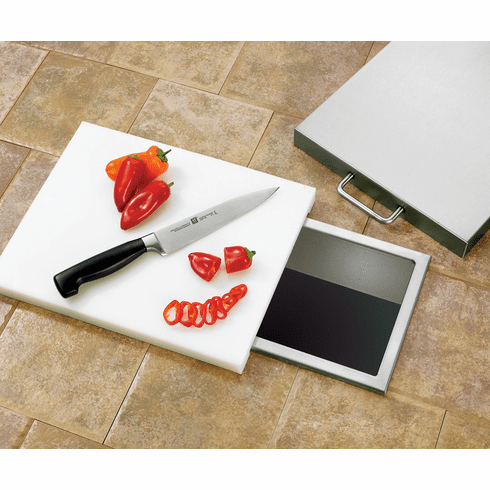 Summerset Trash Shute with cutting board SSTC-1
