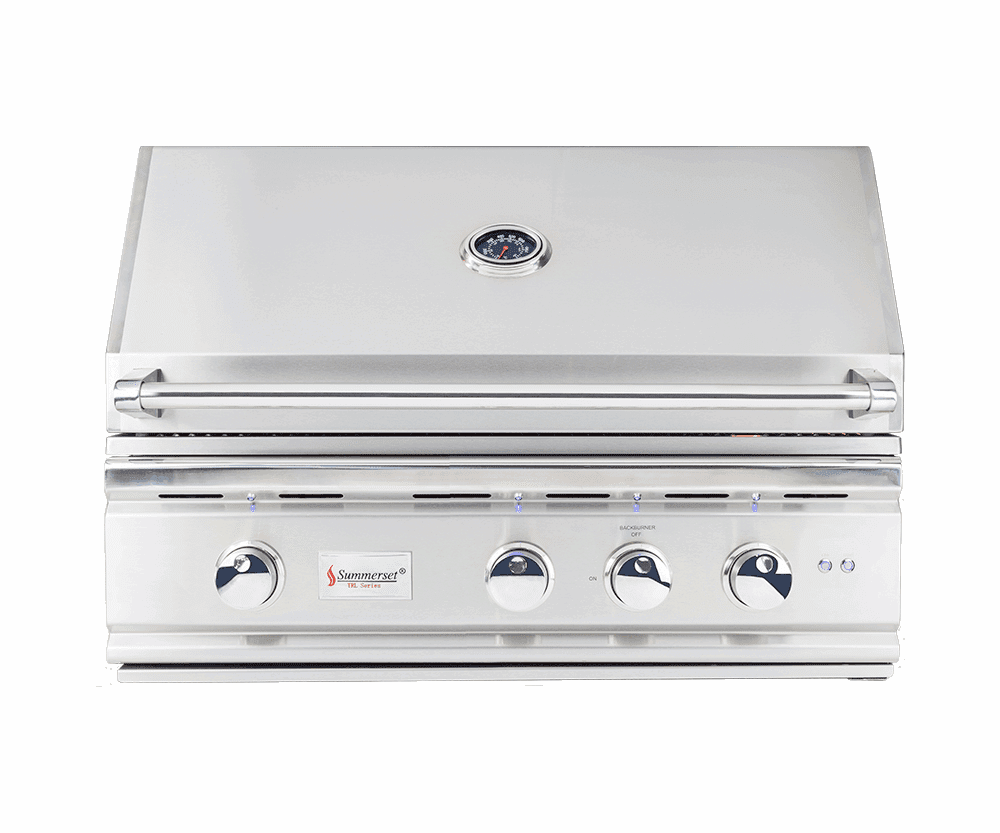 Summerset TRL32 built in Grill Stainless steel N.G.