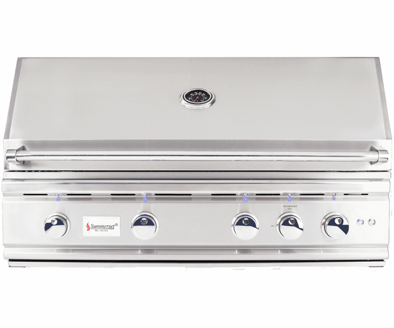 "Summerset TRL38 NG 38"" Stainless steel grill for Natural gas"