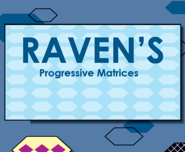 Ravens Progressive Matrices™