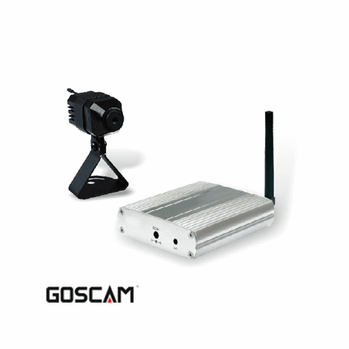 8009RE 900MHz Wireless Camera And Receiver Kit