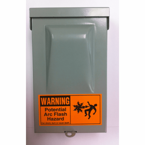 Battery Powered SecureGuard Outdoor Electrical Box Spy Camera (30-90 day battery)