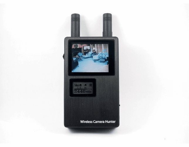 NEW! Pro Extreme Wireless Camera Hunter NOW WITH AUDIO VERIFY [WCH-PE]