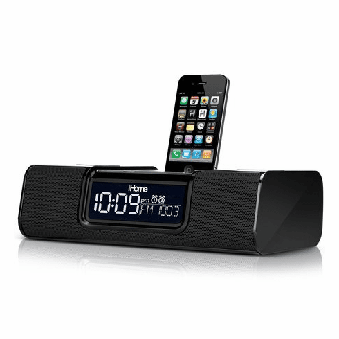NightGuard Invisible IR iHome iPod Dock Spy Camera