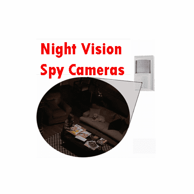 NightGuard Night Vision Spy Cameras