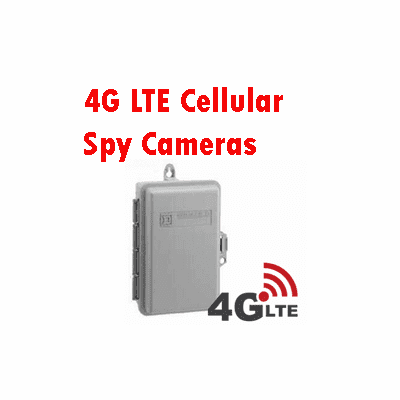 4G Cellular Mobile Spy Cameras (4GLTE Enabled)