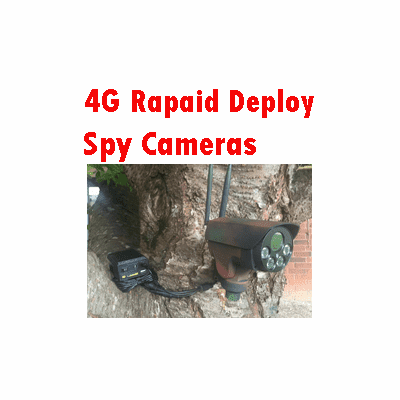 SecureGuard 4G Rapid Deploy Cameras