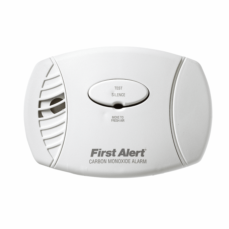 SecureGuard Carbon Monoxide Alarm Spy Camera