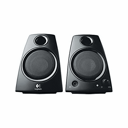SecureGuard Deluxe Logitech PC Speakers Spy Camera