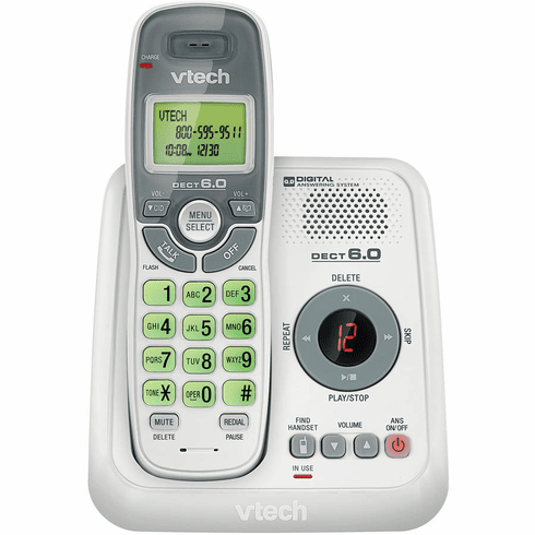 SecureGuard Digital Cordless Phone Spy Camera