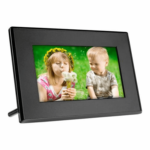 SecureGuard HD 720p Cost Efficient Digital Photo Frame Spy Camera