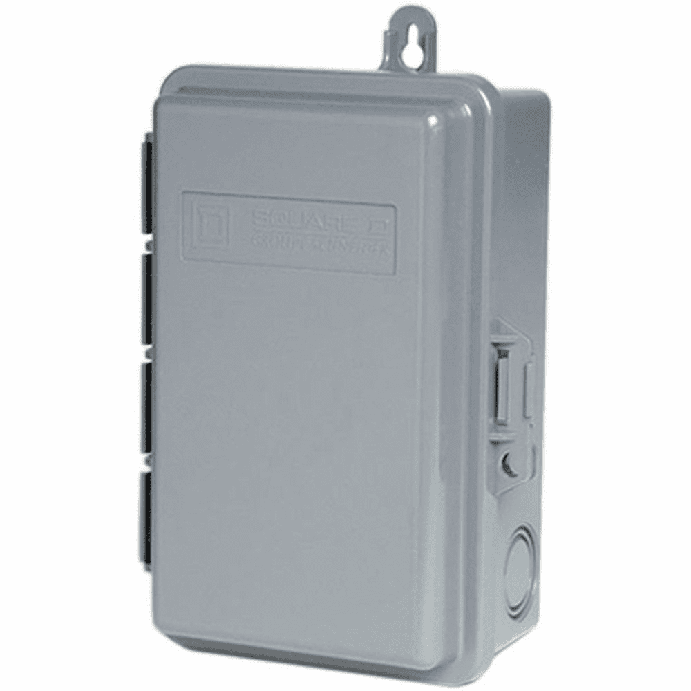 SecureGuard HD Outdoor Utility Box 4G Spy Camera