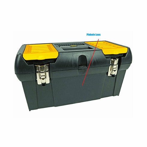 SecureGuard HD Wireless 4G Tool Box Spy Camera