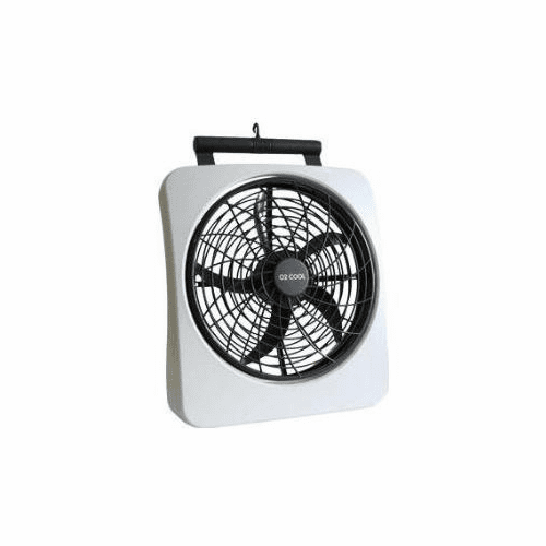 SecureGuard HD Wireless IP Portable Fan Spy Camera