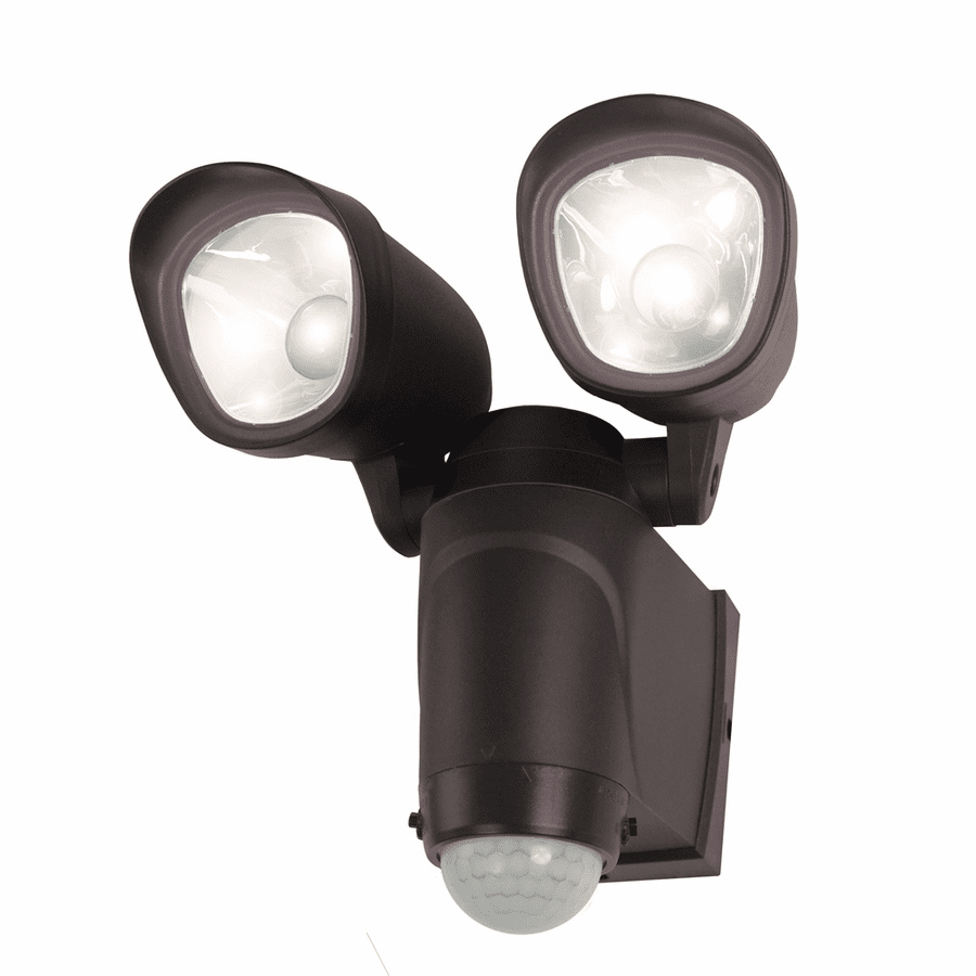 SecureGuard LED Flood Light Spy Camera