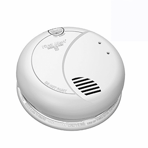 SecureGuard Smoke Detector Spy Camera