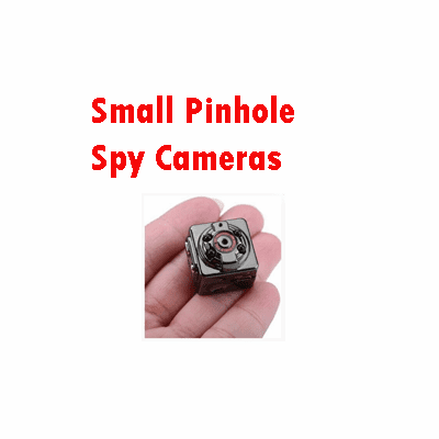 Small Pinhole Mobile Spy Cameras