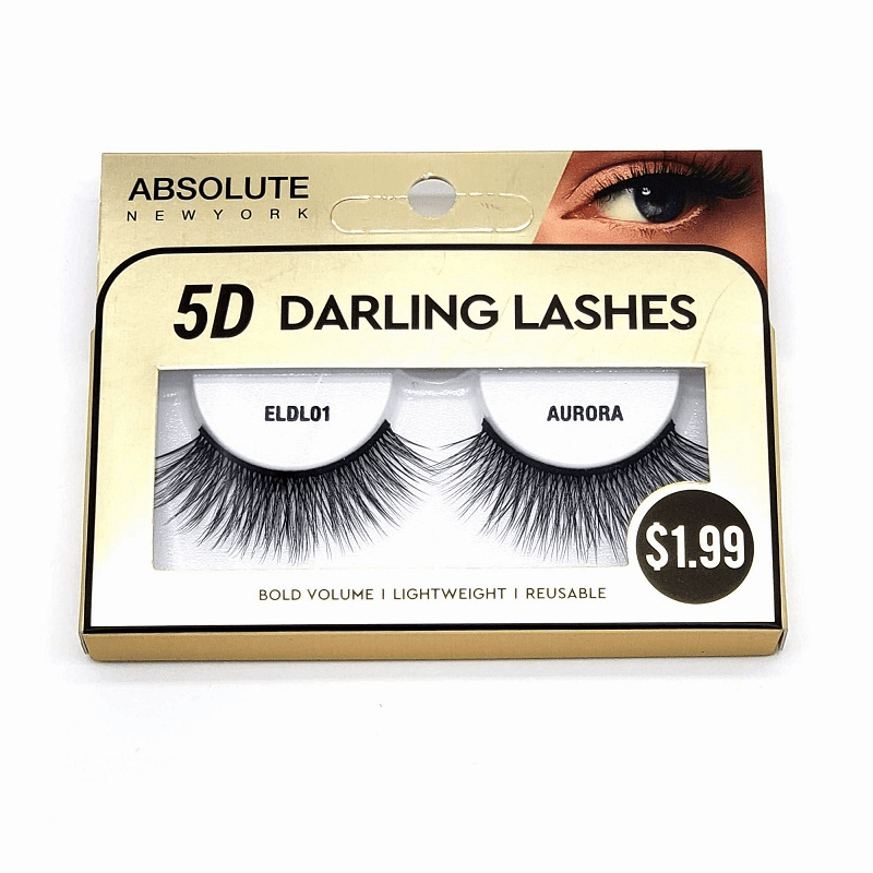 Absolute New York 5D Darling Lashes- Aurora