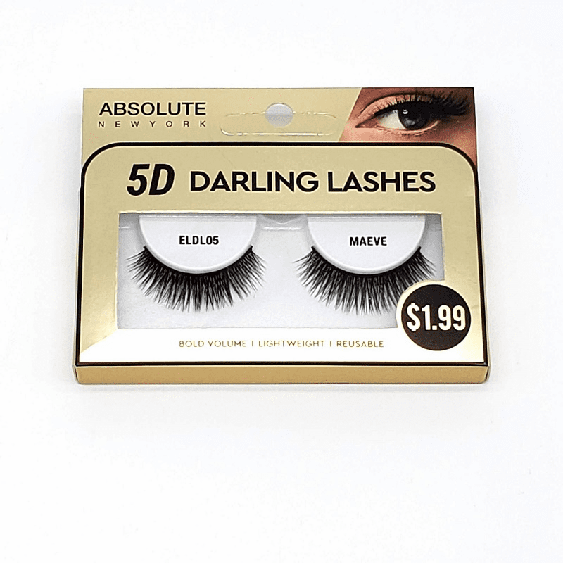 Absolute New York 5D Darling Lashes- Maeve