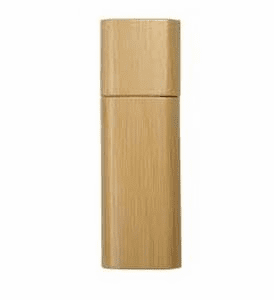 Accessories 4gb Password Protected Usb Drive Wood