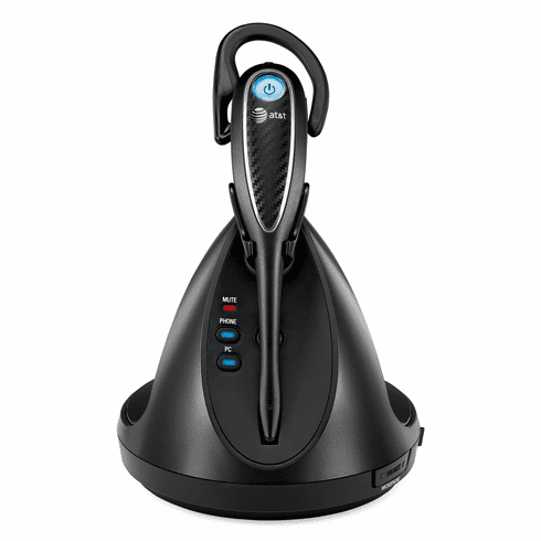 AT&T TL 7810 DECT 6.0 Cordless Headset