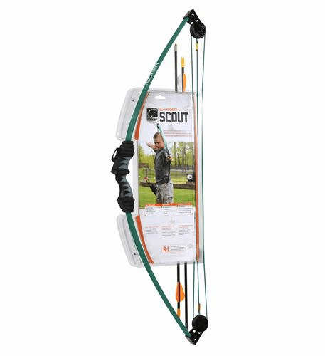 Bear Archery Scout Bow Set Hunter Green