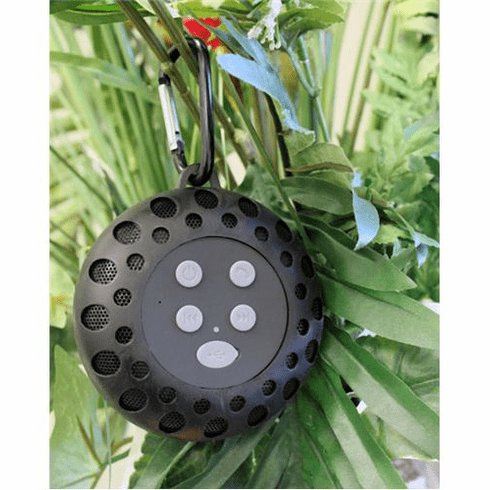 Cobra Digital Bluetooth speaker with clip (Black)