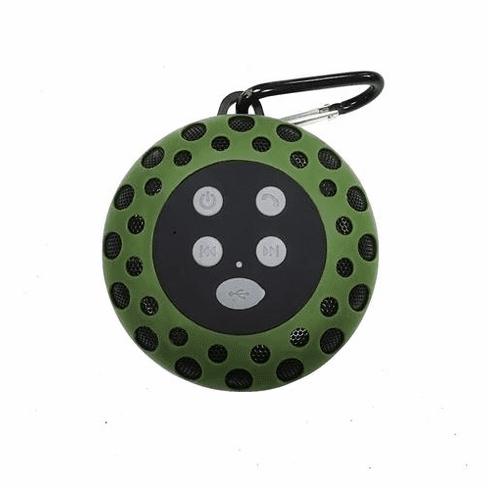 Cobra Digital Bluetooth speaker with clip (Green)