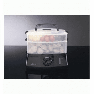 Deni 2 Tier Food Steamer (DENI-7697)