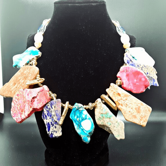 Glam Rock Necklace