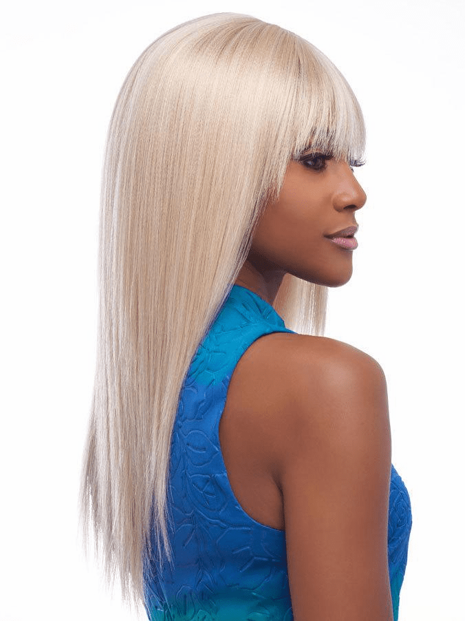 Harlem 125 GoGo Synthetic Wig with Bangs (GO110)