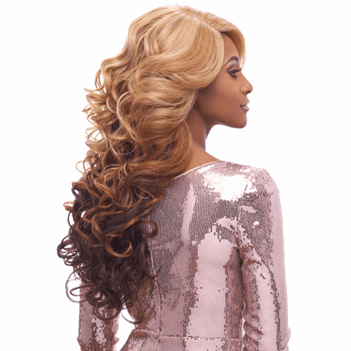 Harlem 125 Swiss Lace Deep Part Wig