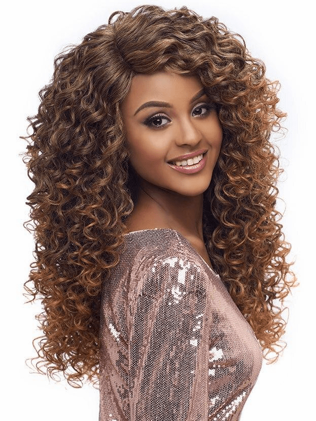 Harlem 125 Swiss Lace Deep Part Wig (LSD04)