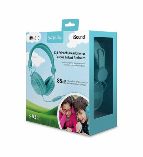 iSound Kid Friendly Headphones